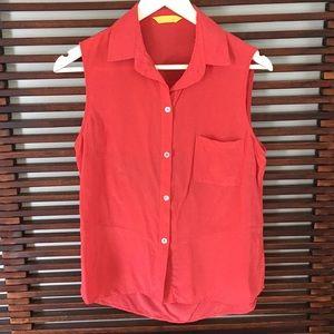 Aaron Ashe blouse